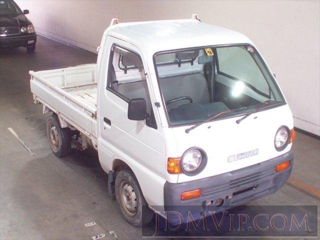 1995 SUZUKI CARRY TRUCK 4WD DD51T - http://jdmvip.com/jdmcars