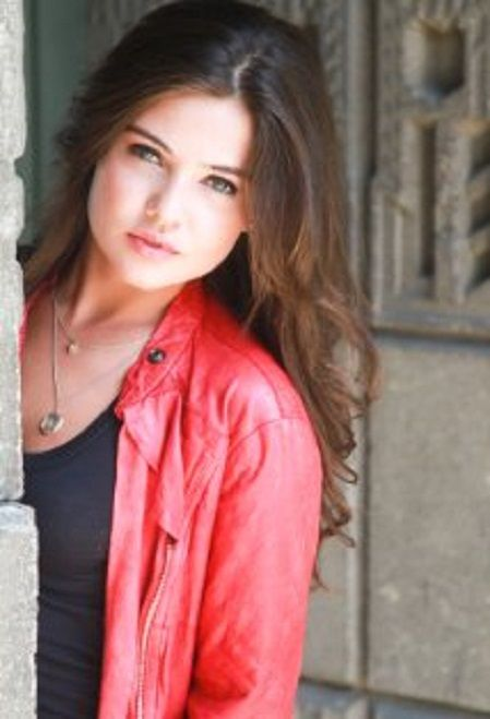 Danielle Campbell, Age. 25.