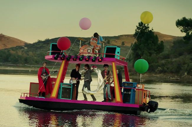 Watch the Flaming Lips' 'Epic PlayDate' Hyundai Super Bowl Commercial