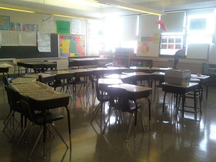 Classroom Decoration Ideas Forums ~ Best desk arrangements ideas on pinterest classroom