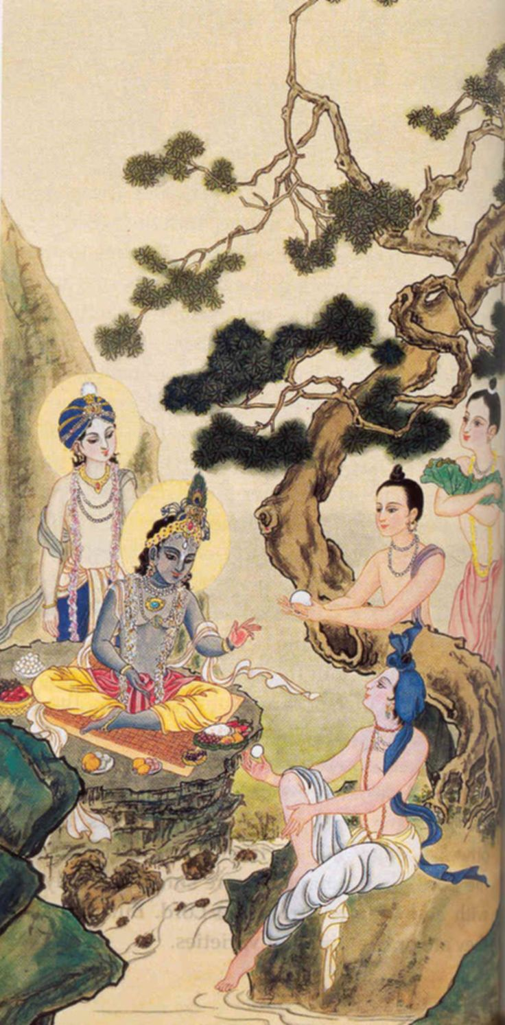 Cowherd boys #Krishna #Krsna #hindu #art