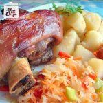 Learn how to cook pork hocks, not just for Oktoberfest, but anytime you want something traditionally German and wonderfully delicious! A hearty meal any time of the year!