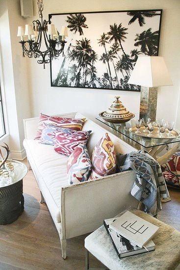The Peak of Tres Chic: From House to Home: Decorating Small Spaces