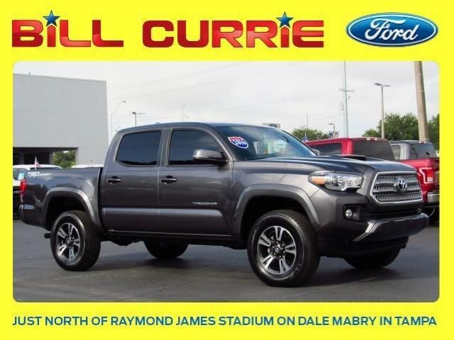 Used 2016 Toyota Tacoma for sale at Bill Currie Ford in Tampa, FL for $29,355. View now on Cars.com.