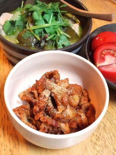 鶏皮キムチ by ひろりんさん | レシピブログ - 料理ブログのレシピ満載!