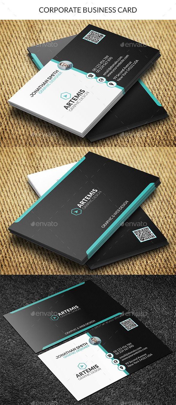 Corporate Business Card Template PSD | Buy and Download: http://graphicriver.net/item/corporate-business-card/9191608?WT.oss_phrase=&WT.oss_rank=13&WT.z_author=Dkgray&WT.ac=search_thumb&ref=ksioks