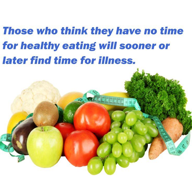 Find time to eat healthy meals. http://tracklix.com/a1l0