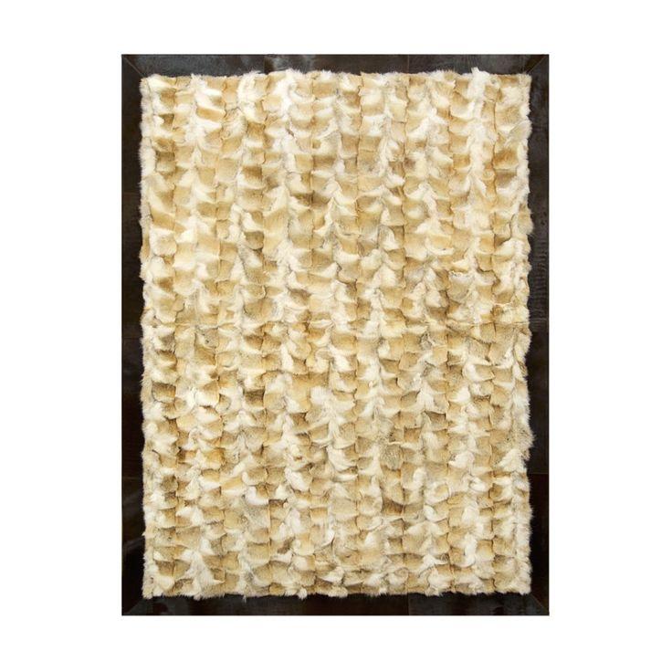 Dywan futro lisa, wymiary: 170x230 cm.