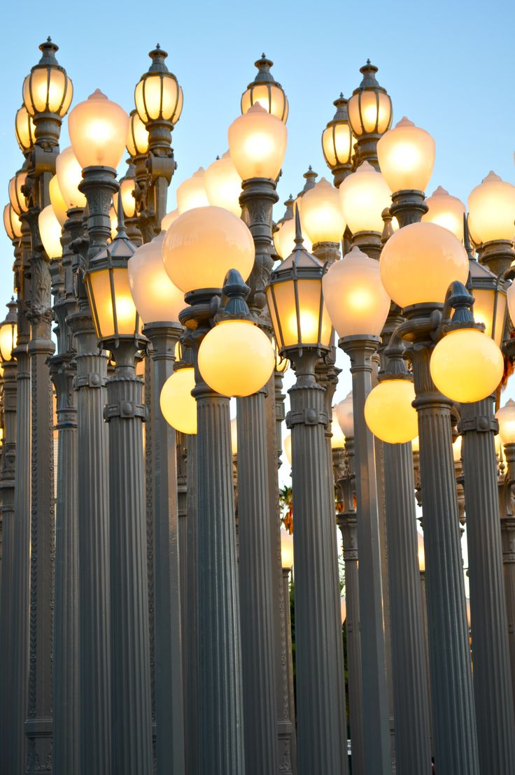 street lamp location antique lights los angeles county monuments chris. Black Bedroom Furniture Sets. Home Design Ideas