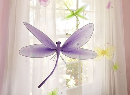 Found It At Wayfair Sequined Hanging Dragonfly Wall Décor