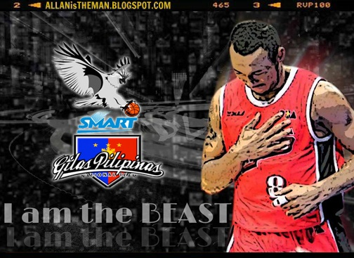 Calvin Abueva to join Gilas Pilipinas national team? | ALLAN is the MAN