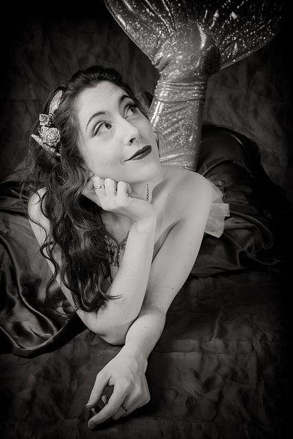 « Ondine » par Aloysius Bertrand, quand photographie et art poétique se cumulent !