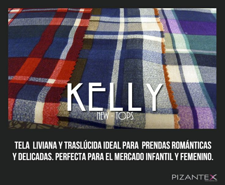 New Tops. Ref. Kelly Clasicos renovados
