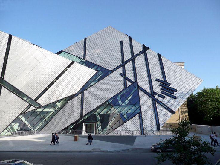 Daniel libeskind architecture trends pinterest for Daniel libeskind architectural style