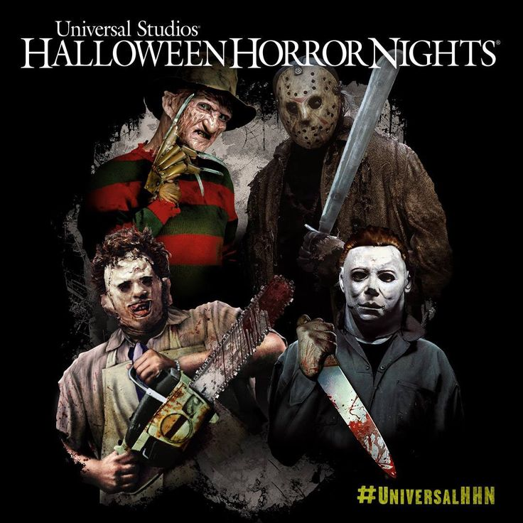419 Best Images About Halloween Horror Nights On Pinterest