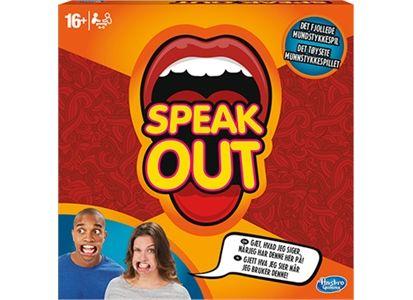 Speak Out Brettspill - Norsk utgave