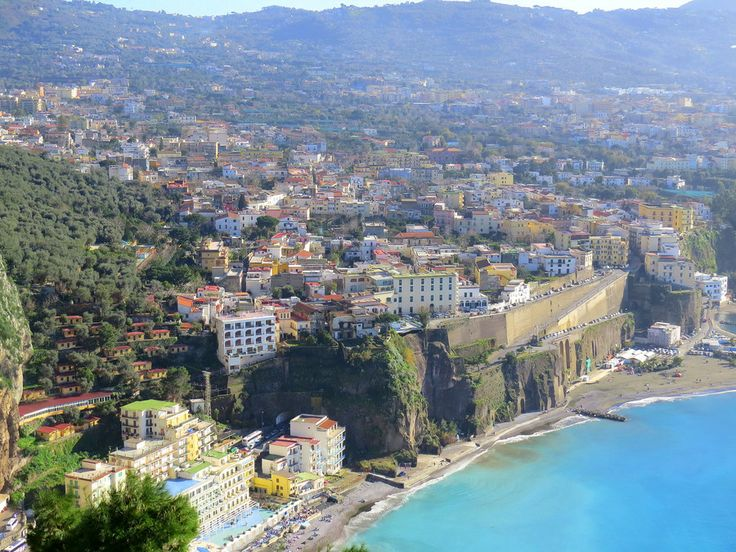 Come back to Sorrento! / Torna a Surriento! by me on 500px