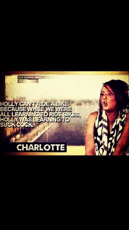 i love geordie shore more than my life tbh