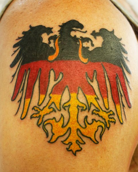 25 best ideas about german tattoo on pinterest lioness tattoo leo german and lioness images. Black Bedroom Furniture Sets. Home Design Ideas