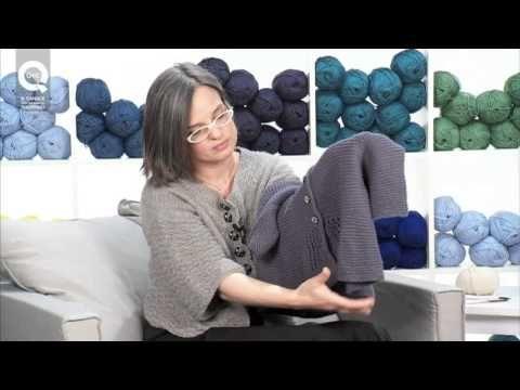 ▶ Lavora a maglia con Emma Fassio - Dritto del lavoro - YouTube