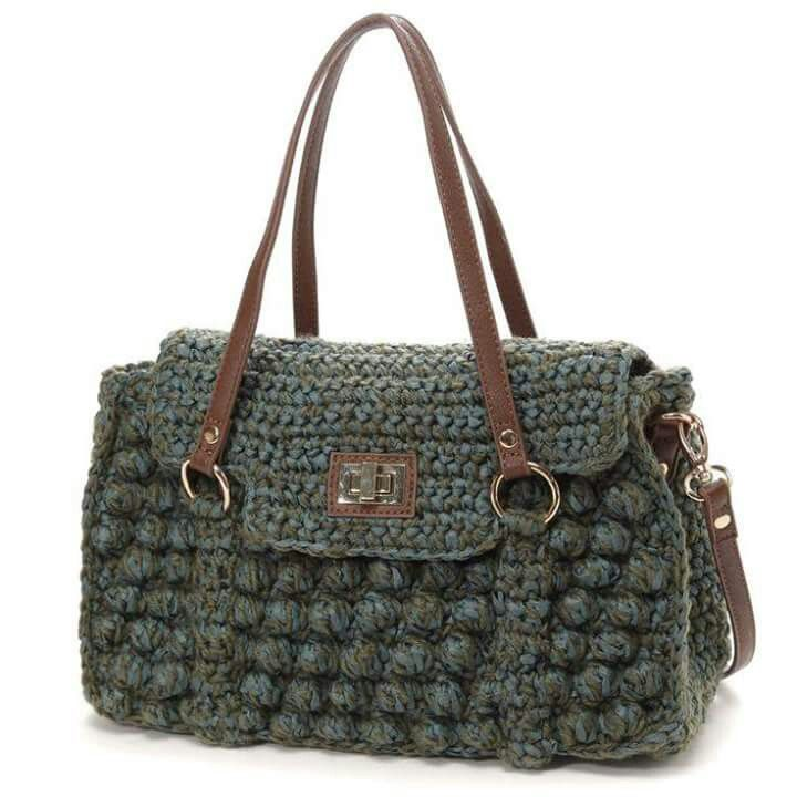 Knitting Accessories Bag : Best images about crochet knit bag purse backpack on