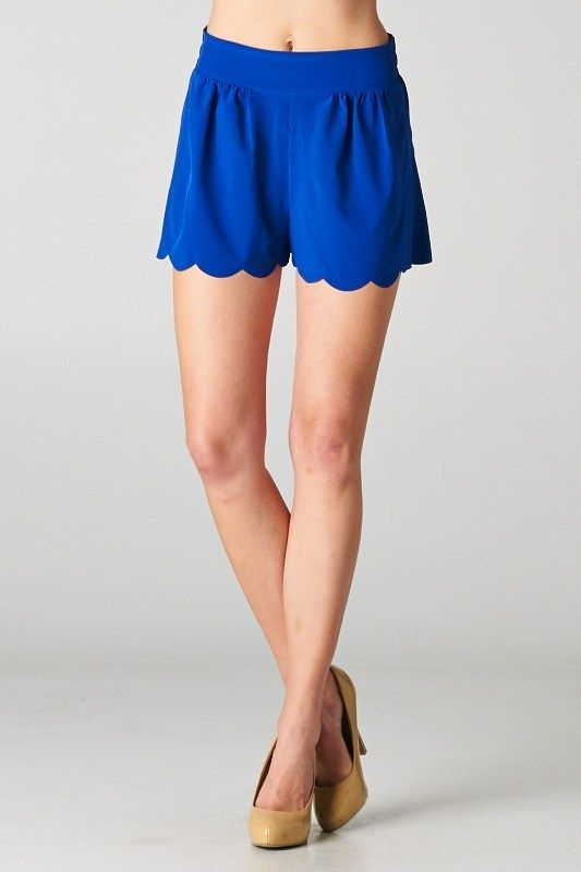 Catch Bliss Boutique - Payton Shorts in Royal Blue , $28.00 (http://www.catchbliss.com/payton-shorts-in-royal-blue/)