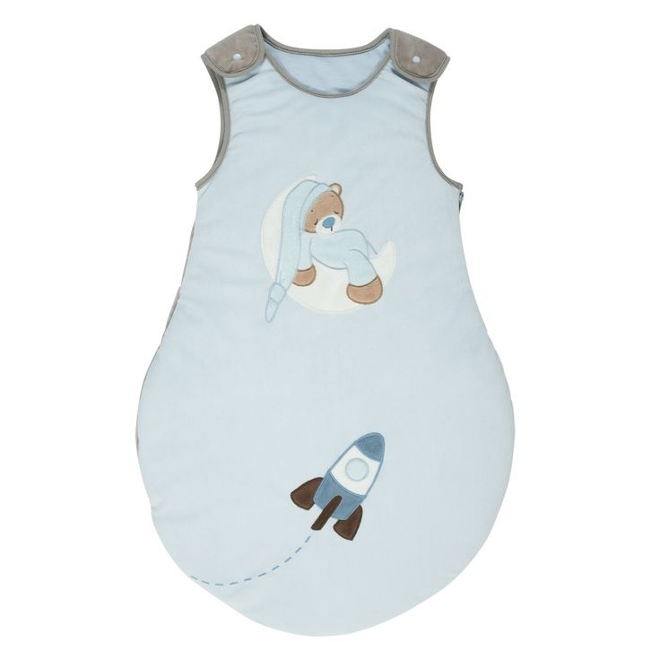Sleeping bag 70 cm blue bear - #baby #bebe #doudou #knuffel #knuffelbeer #cuddlytoy #kuscheltier #nattou #papa #mama #mom #dad #father #mother #parents #maman #grossesse #zwanger #pregnant #pregnancy #zwangerschap #enceinte #cuddly #peluche #plush #Plusch #schwanger #geboorte #geburt #birth #naissance #vater #eltern #mutter #ragdoll #cuddly #toy #jouet #speeltje #speelgoed #cadeau #gift #geschenk #bear #beer #ours #bar #blauw #bleu #blue #blau