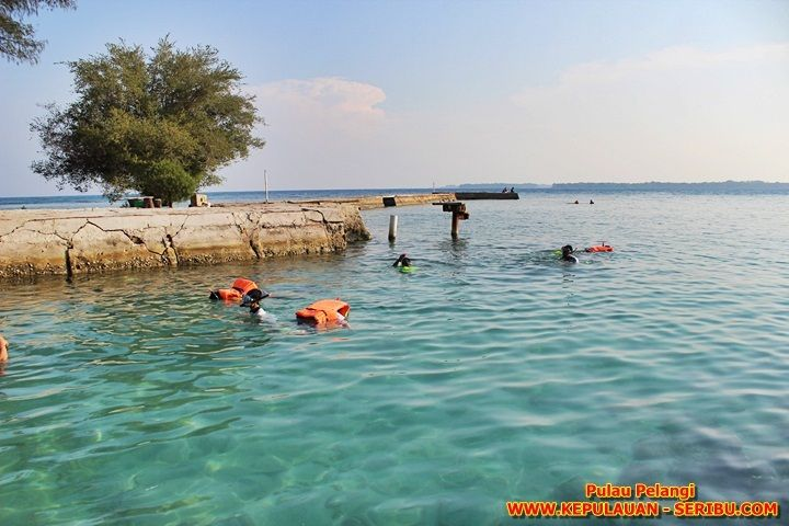 Pulau Pelangi | Pulau Seribu