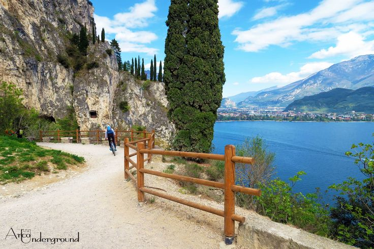 the most fascinating trail of Garda lake: #Ponale #trekking #bike #outdoor…