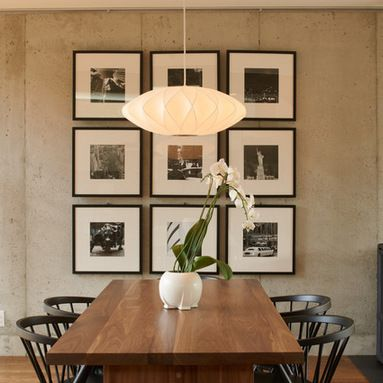 Edina 5 - contemporary - Dining Room - Minneapolis - Elevation