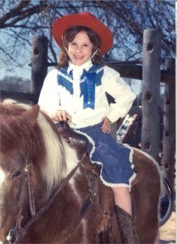 This is one of 20 finalists in the Houston Chronicle's 2014 rodeo photo contest. You can see the rest of the entries and vote for your favorite here: http://www.chron.com/life/article/Houston-Rodeo-Photo-Contest-5270431.php.  My daughter ready to rodeo. 18 - Pat Parks