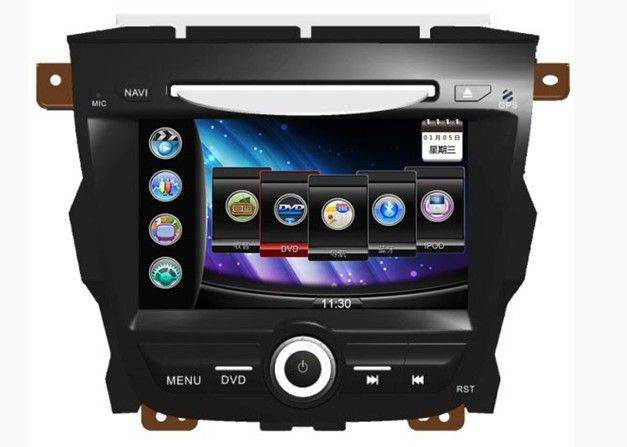 Car Dvd Gps  Navi Audio Auto Radio for MG5+steering wheel control+ phonebook+bluetooth +map