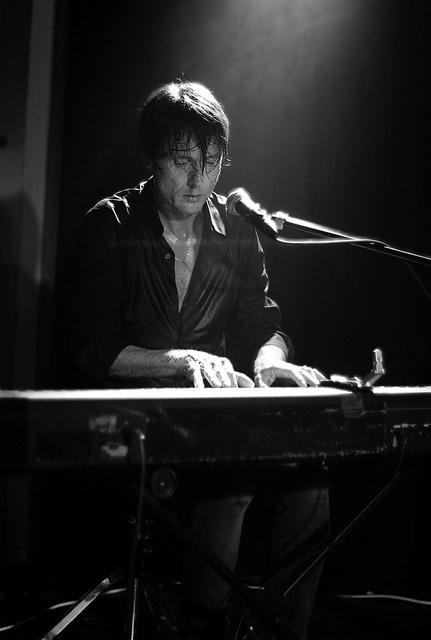 Brett Anderson @ Club Academy, Manchester, (11/10/11) by magicube77 (shay), via Flickr