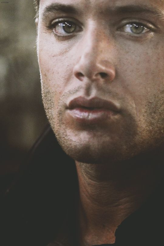 """and then God said, let there be Jensen Ackles."" For the Love of Dean Winchester, aka, The Jensen Ackles!!!"
