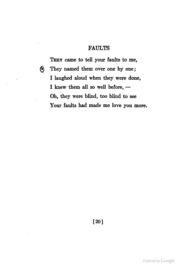Love songs - Sara Teasdale - Google Books