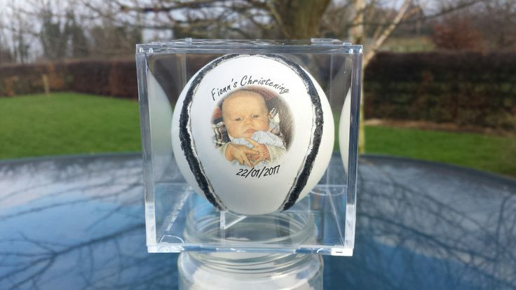 Christening gift for a GAA baby