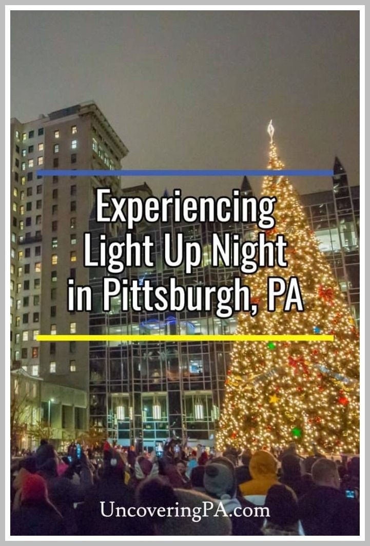 75 Reference Of Pittsburgh Light Up Night Traffic In 2020 Pittsburgh Light Up Night