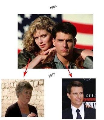 Tom Cruise no es humano