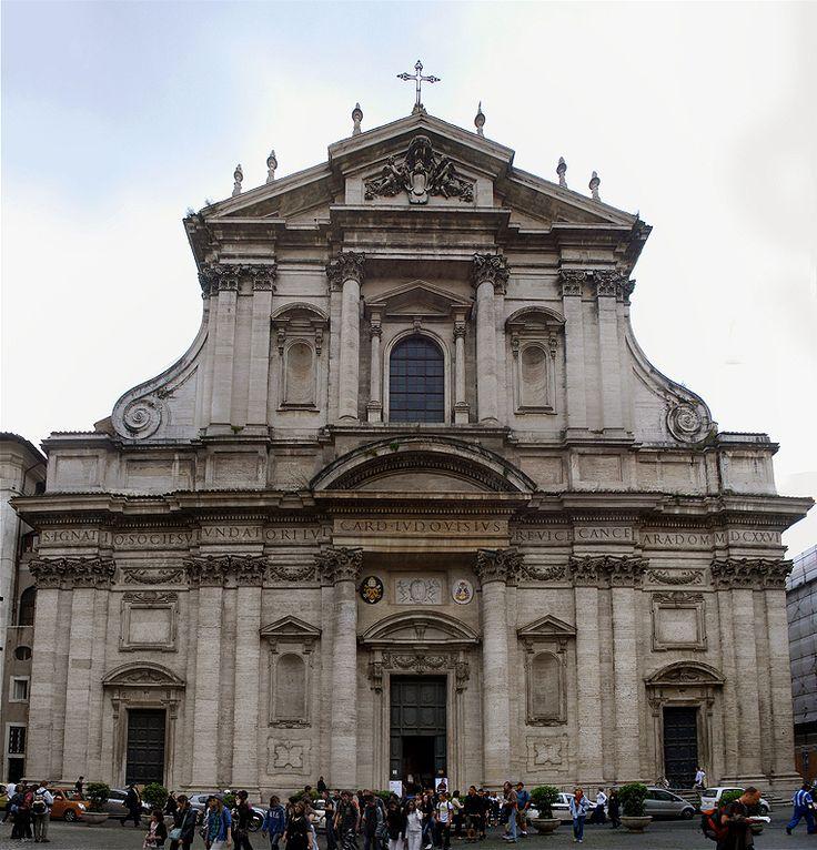Chiesa di Sant'Ignazio di Loyola in Campo Marzio - Wikipedia