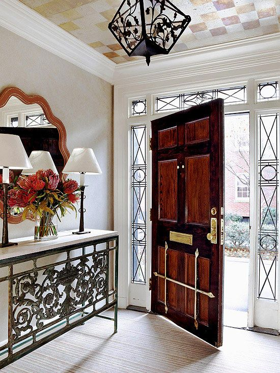 1000+ images about Hallway ~ Entryway ~ Foyer Scenes on Pinterest ...
