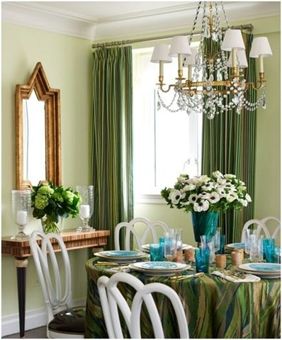 62 best green dining room images on pinterest
