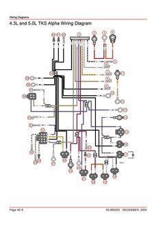Mercruiser 140 Engine Wiring Diagram and Mefi Wiring ...