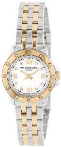 Raymond Weil Women's 5799-STP-00995 Swiss Quartz Movement Watch