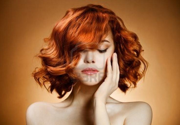 Short hair ideas!!: Hair Colors, Red Hair, Haircolor, Wavy Hair, Healthy Hair, Hair Style, Redhair, Brown Hair, Curly Hair