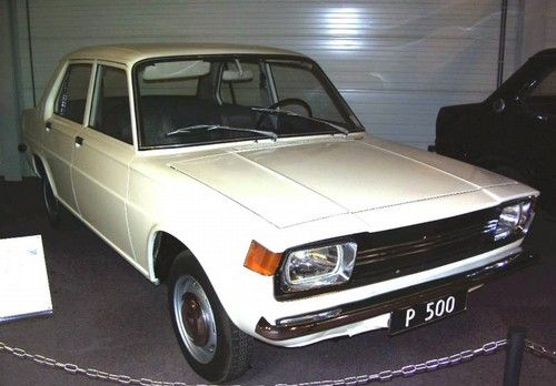 OG | DAF P500 | Prototype by Michelotti dated 1969