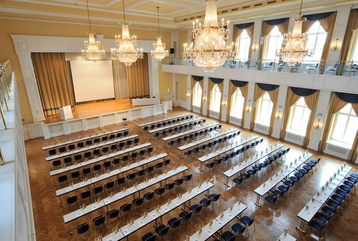 Conference Hall Festsaal