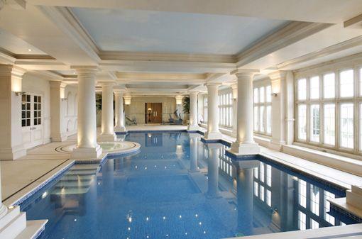 Hotel Photography - Swimming Pool - Luxury Escape - Ed Shepherd Photography