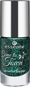 come to town - lametta topper 01 the most wonderful tree - essence cosmetics