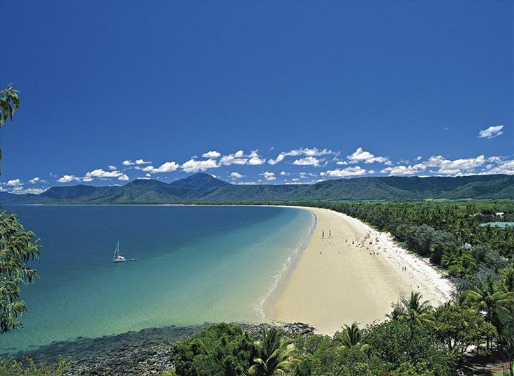 Port Douglas, Australia...don't remember it much, but it's beautiful