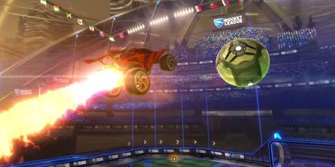 Rocket League recibirá Rumble, un nuevo modo de juego - http://j.mp/2blK1aZ - #DLC, #Noticias, #Psyonix, #RocketLeague, #Tecnología, #Videojuegos